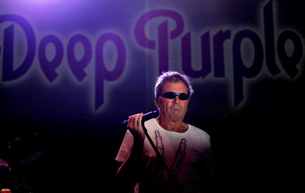 Deep Purple представят в Киеве новый альбом