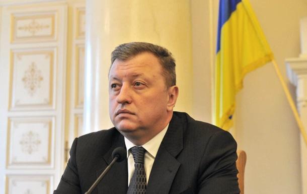 новости Львовской области - губернатор - Сало - Новым губернатором Львовской области стал генерал милиции
