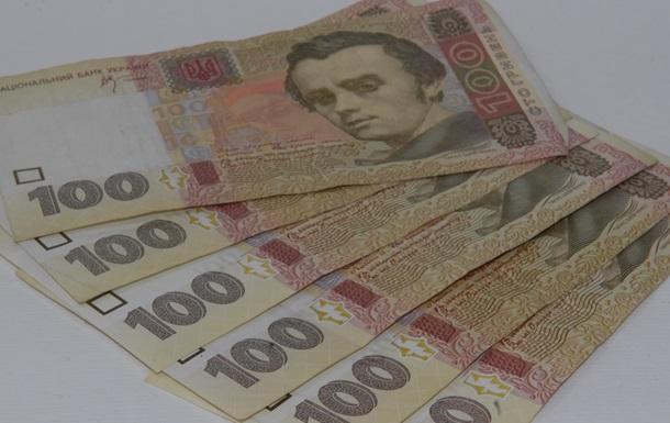 Дефицит госбюджета Украины за девять месяцев вырос почти в полтора раза