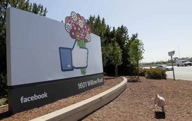 Facebook хочет собирать данные пользователей по передвижению мышки