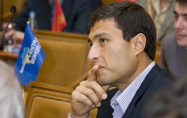 Марков - брат - выход - Партия регионов - Брат арестованного Маркова вышел и ПР