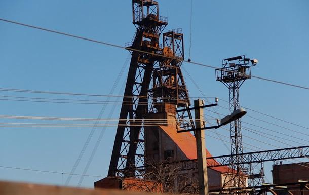 В Кривом Роге произошел обвал на шахте