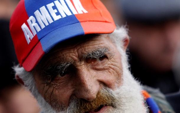 Большая часть Армении оказалась обесточена