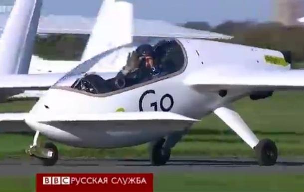 В Британии создан самолет на базе авто