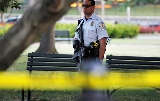 В Северной Каролине неизвестный открыл стрельбу в студенческом кампусе