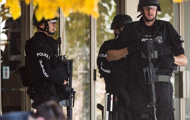 Студгородок в Северной Каролине, где произошла стрельба, оцеплен полицией