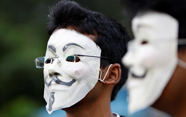 Скандал с прослушкой: Anonymous взломали более 200 австралийских сайтов