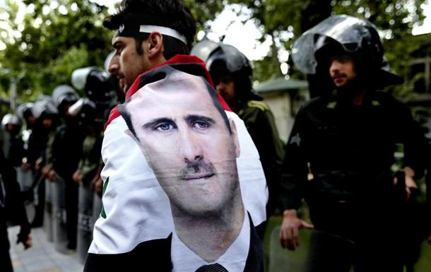 Сирийская оппозиция требует назвать сроки отставки Асада