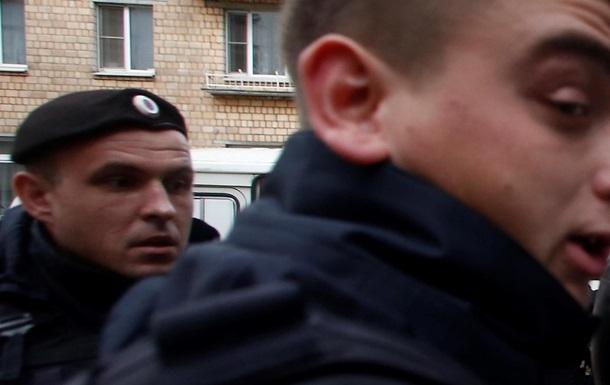 В России ограбили отделение полиции