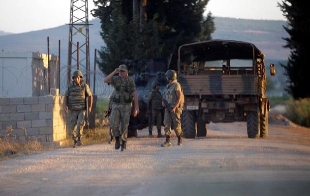 В Турции пограничники задержали машины из Сирии с химвеществами