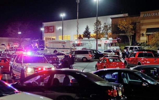Подозреваемый в стрельбе в торговом центре в Нью-Джерси покончил с собой - СМИ