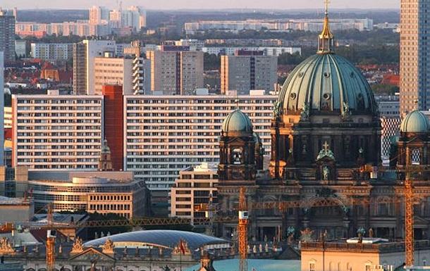 Вид сверху. Лучшие смотровые площадки Берлина