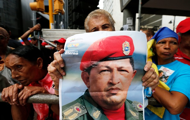 В Венесуэле учредили День любви к Чавесу