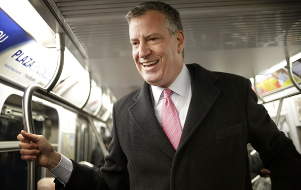 Стало известно, кто сменит Блумберга на посту мэра Нью-Йорка