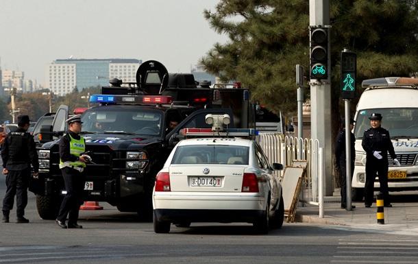 В Китае взорвали штаб компартии, есть погибшие