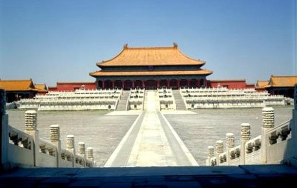 Для постройки Запретного города шесть веков назад китайцы использовали ледяные дороги