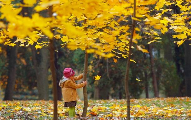 В Москве зафиксирована самая высокая температура для ноября за всю историю метеонаблюдений