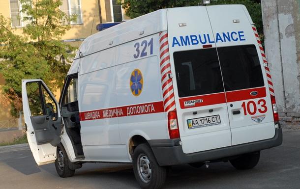 В Киеве молодой мужчина упал в шахту лифта в недостроенном доме