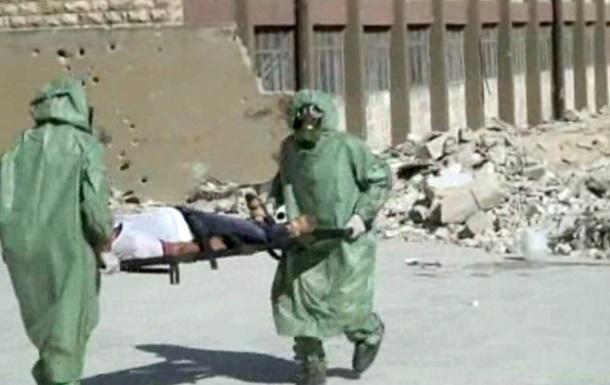 Reuters: Вашингтон готов уличить Дамаск в сокрытии части запасов химоружия