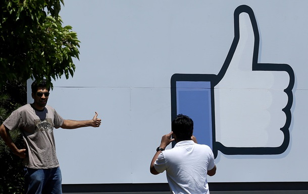 Социальная сеть провела Facebook редизайн главной кнопки