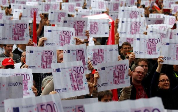 Годовщину революции межбанковский доллар встретил стоически, евро опечалился