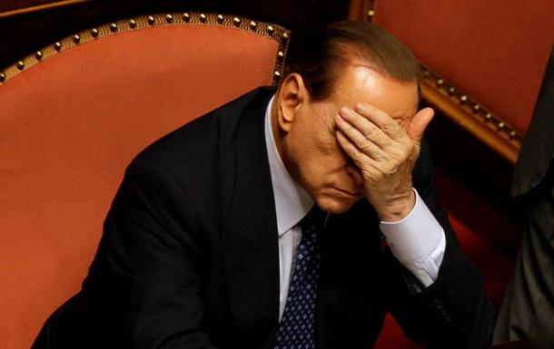Берлускони сравнил ситуацию, в которой оказались его дети, с положением евреев во время Холокоста