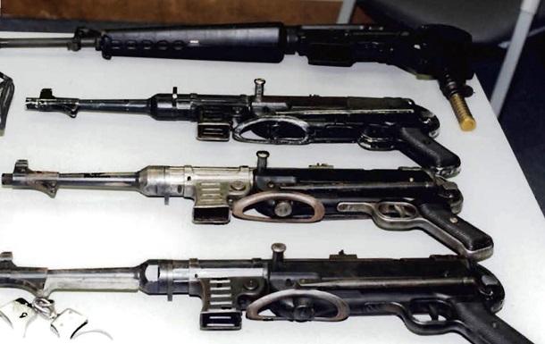 В поисках наркотиков турецкая полиция обнаружила 1,2 тыс единиц оружия