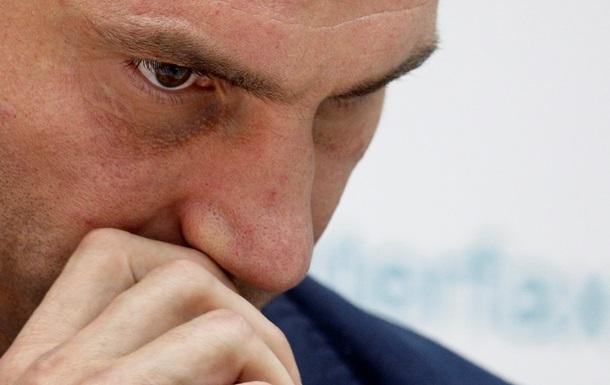 Расследование - фальсификация - законопроект - Кличко - Бриченко - выборы - Прекращено расследование относительно фальсификации законопроекта, который может помешать Кличко на выборах