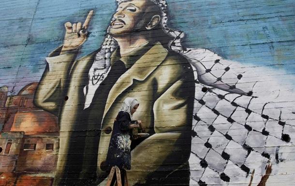 Эксперты из Швейцарии: полоний в тканях Арафата был