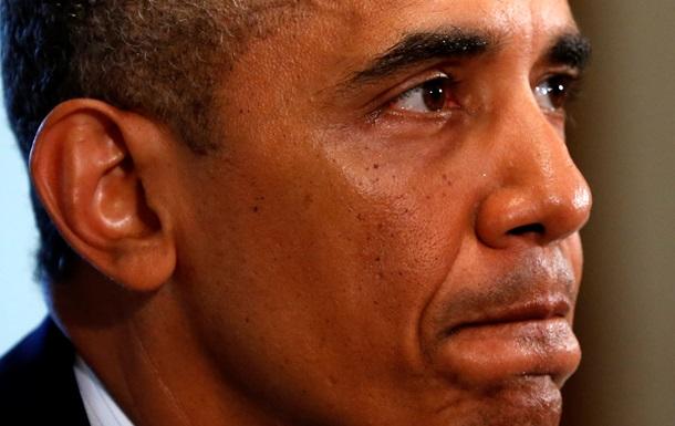 Обама заявил, что не выясняет источники всех данных разведки