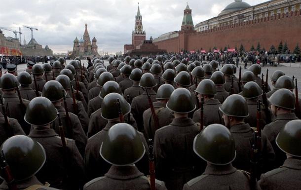 Пресса России: армия страны слишком велика?