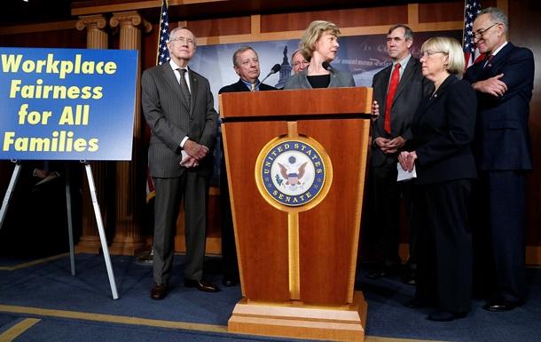 После 20 лет неуверенности Сенат США защитил геев от обид на рабочем месте