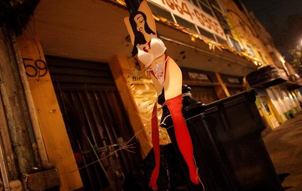 Бегущие с пораженного безработицей юга Европы проститутки нашли новую комфортную гавань