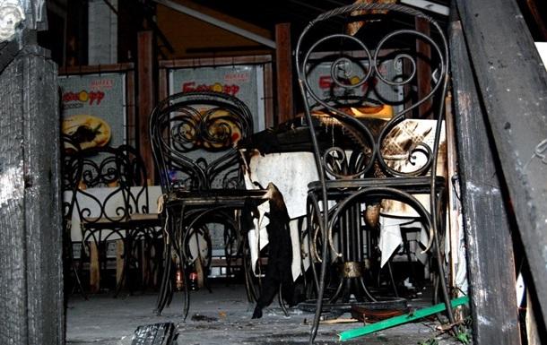 Пожизненное. Суд вынес решение по делу поджигателей ресторана в центре Киева