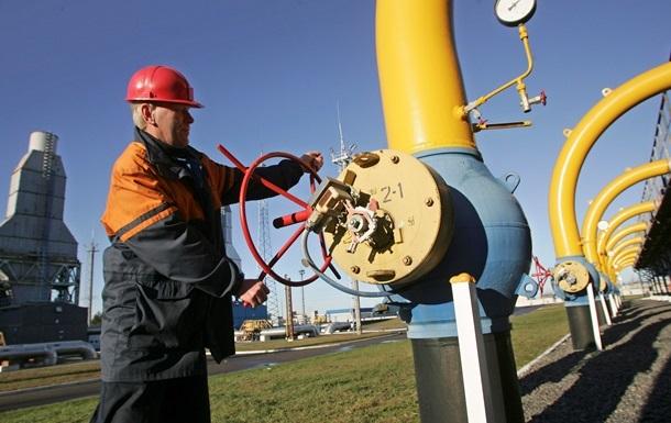 Цена импортного газа для Украины в октябре выросла до 411 долларов