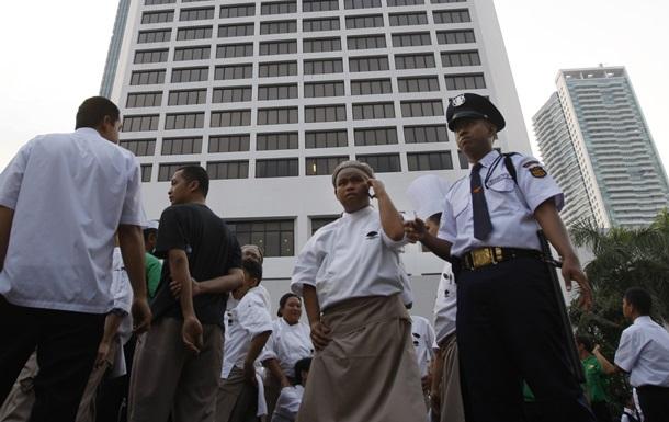 В Индонезии произошло землетрясение магнитудой 5,4