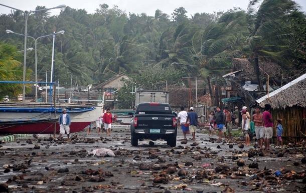 Украинцы не пострадали от тайфуна на Филиппинах - МИД