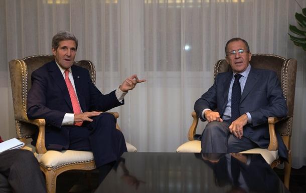 Лавров и Керри позитивно оценили переговоры с Ираном