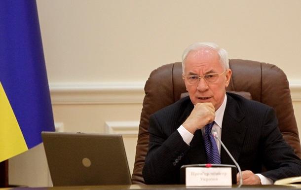 Азаров: Киев не допустит вражды с Россией