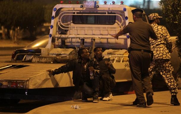Насилие охватило мигрантское гетто Эр-Рияда