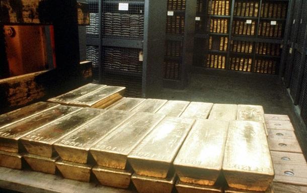 Падение цен на золото в 2013-м может оказаться крупнейшим за 30 лет - эксперты