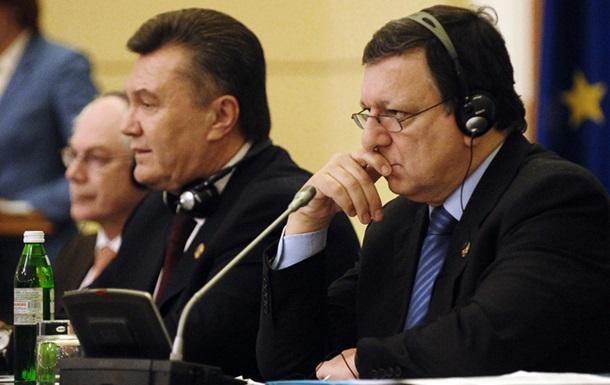 ЕС напоминает Киеву, что успех саммита в Вильнюсе зависит от принятия закона по делу Тимошенко
