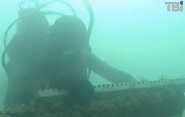 Археологи нашли затонувшие суда времен Крымской войны