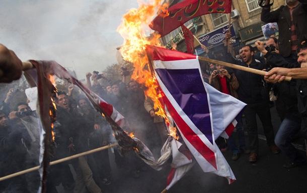 После нападения на посольство Британия возобновила дипотношения с Ираном