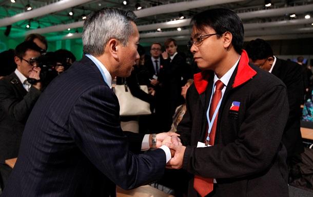Представитель Филиппин на климатических переговорах ООН объявил голодовку