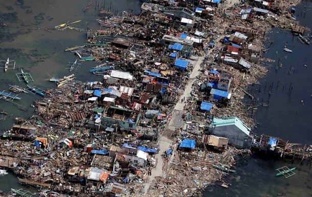 Череда стихийных бедствий на Филиппинах