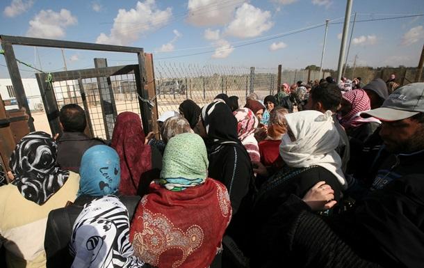 В Египте задержали 1500 сирийских беженцев