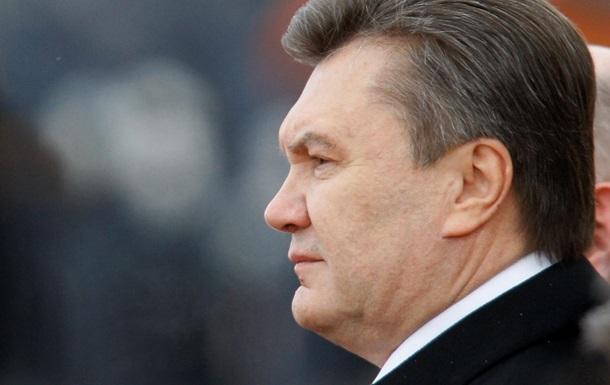 НГ: Янукович улетел из Москвы, чтобы вернуться