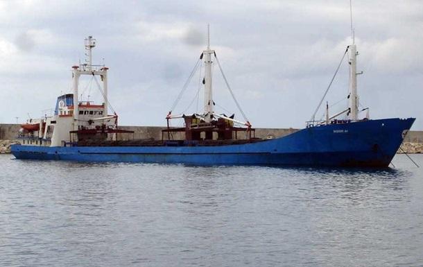 Греция - Ливия - оружие - судно - Украина заявляет, что оружие на задержанном в Греции судне находилось в собственности Ливии