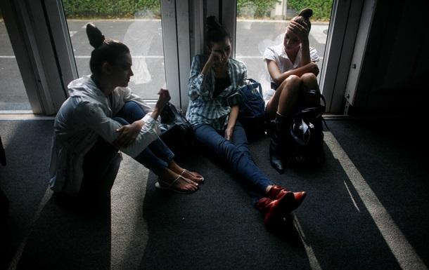 Вульгарно или модно. В США девушку арестовали из-за слишком узких джинсов